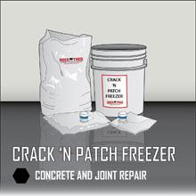 Crack N Patch Freezer Drupalrock Preferati Com