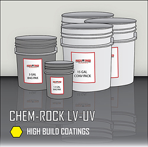 RT Series 440 Chem-Rock LV-UV